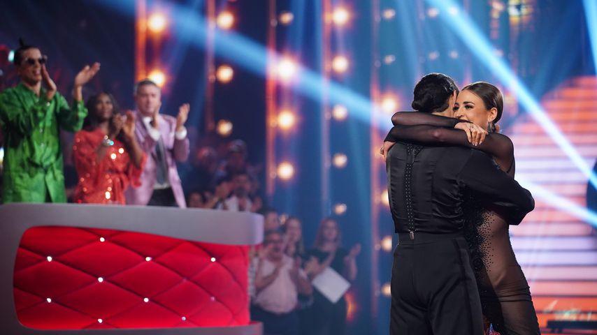 "Happy: ""Let's Dance""-Ekat kann Profispecial-Sieg kaum fassen"