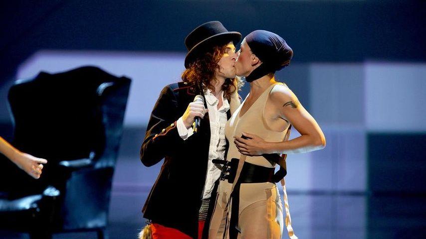 X-Factor: Deshalb knutschte Mati auf der Bühne