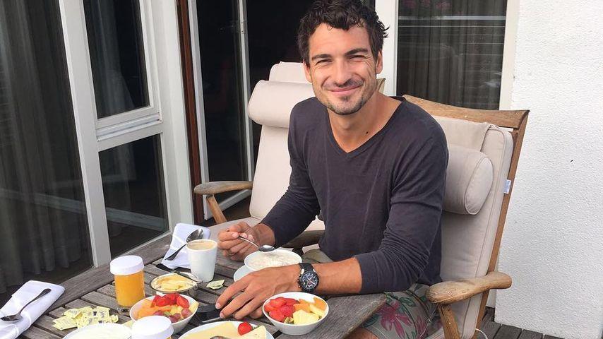"""""""Perfekter Morgen"""": Mats Hummels lädt zum Frühstück!"""
