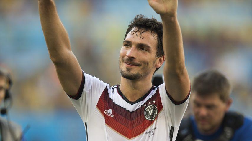 Mats Hummels bei der WM 2014