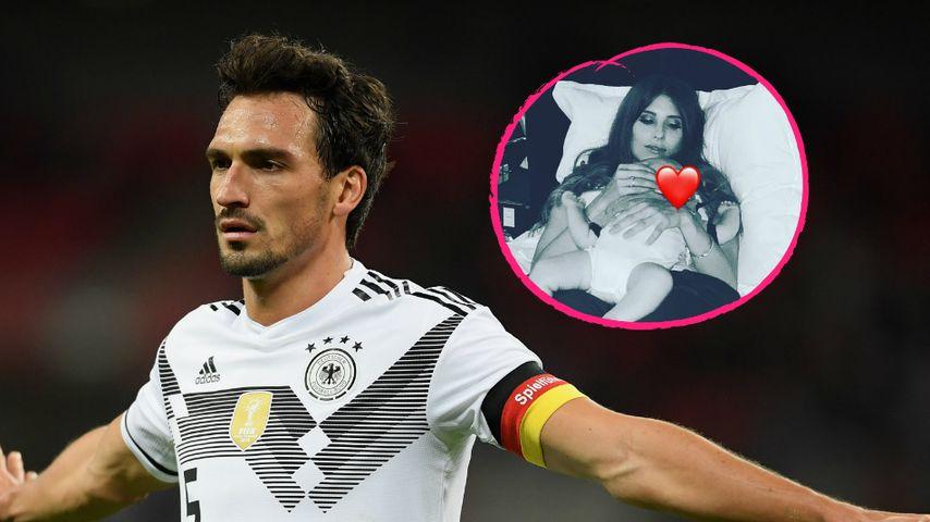 WM-Held Papa: Ludwig fliegt mit Cathy Hummels nach Russland!