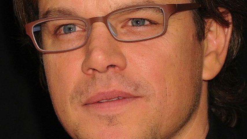 Matt Damon: Große Hochachtung vor Angelina Jolie