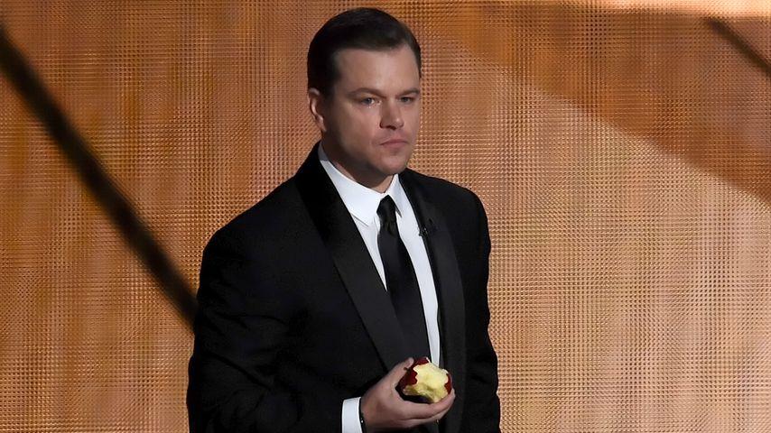 1 Jahr Pause! Matt Damon will sich mehr um Familie kümmern