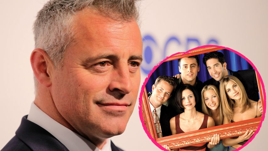 """Friends""-Reunion? Für Matt LeBlanc absolut undenkbar!"