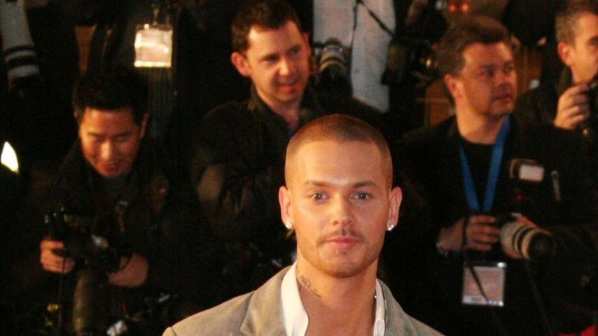 Matt Pokora, französischer Sänger