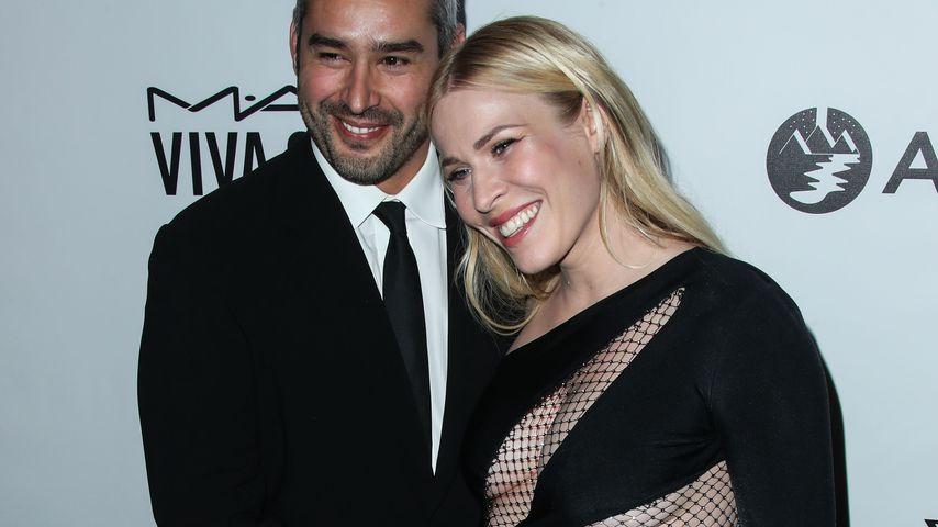Matt Robinson und Natasha Bedingfield in Beverly Hills