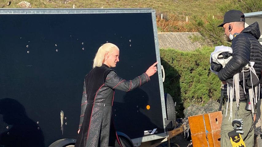"Matt Smith am ""House of the Dragon""-Set in Cornwall"