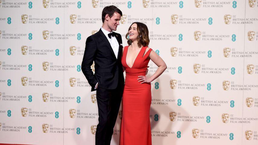 Was geht da? Emilia Clarke mit Matt Smith beim Dinner-Date!