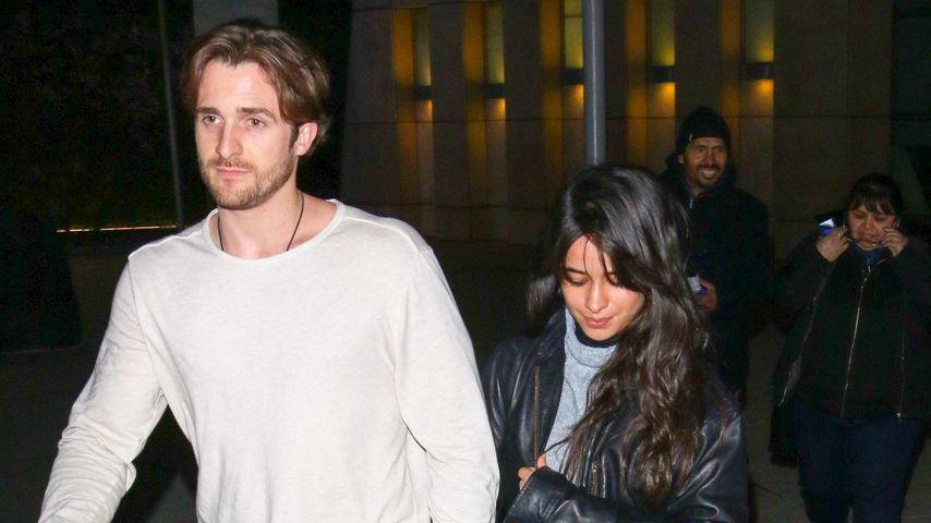 Matthew Hussey und Camila Cabello im Januar 2019 in Los Angeles