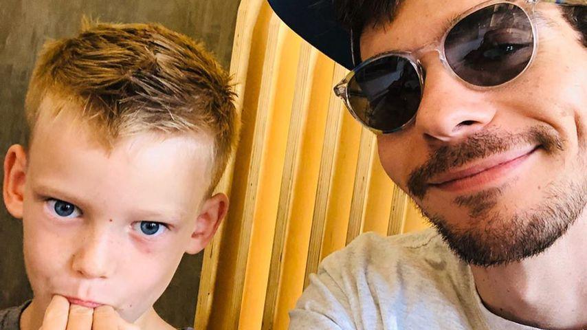 Matthew Koma gratuliert Hilary Duffs Sohn zum Geburtstag