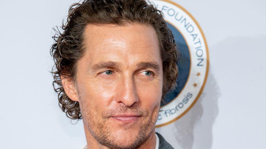 Matthew McConaughey offen: Vatersein war sein größter Wunsch
