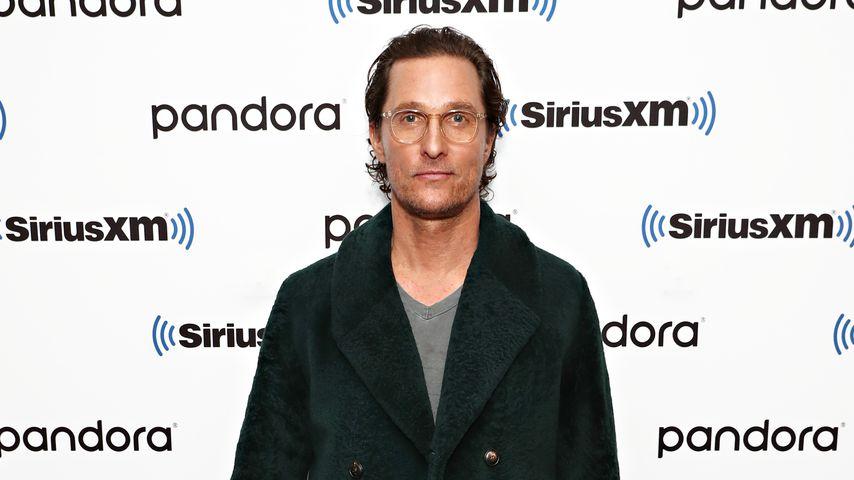 Matthew McConaughey, Hollywood-Bekanntheit