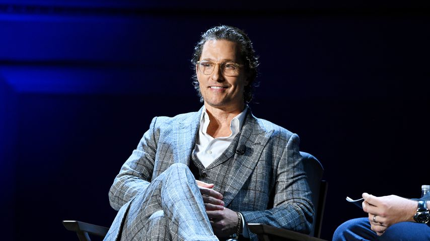 Matthew McConaughey, 2020 in New York