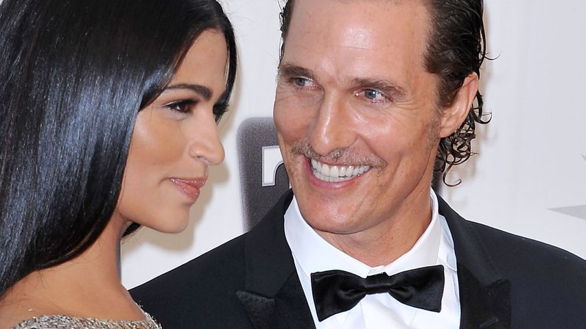 Matthew McConaughey: Das Baby ist da!