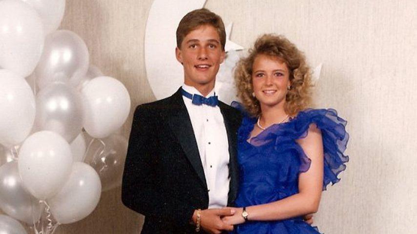 Matthew McConaughey und Lori Klinger beim Abschlussball