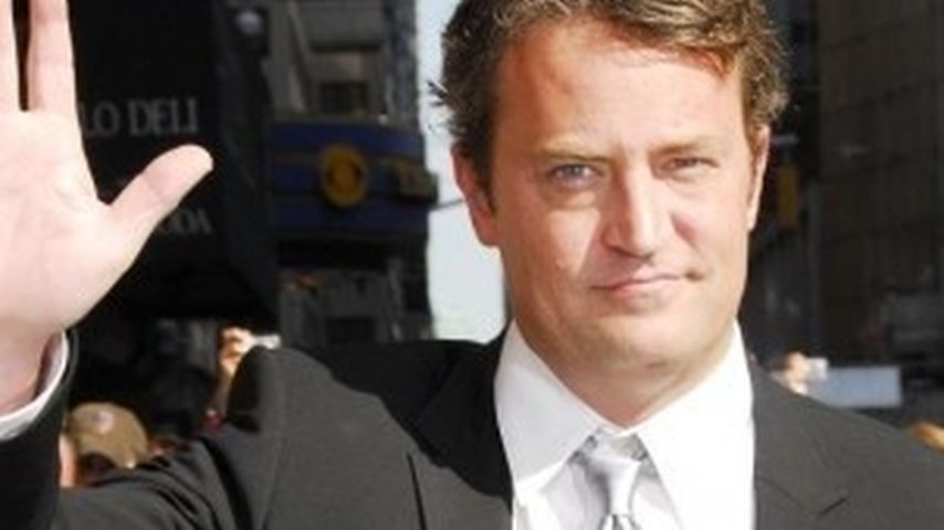 Friends-Matthew Perry: Korb für Jennifer Aniston