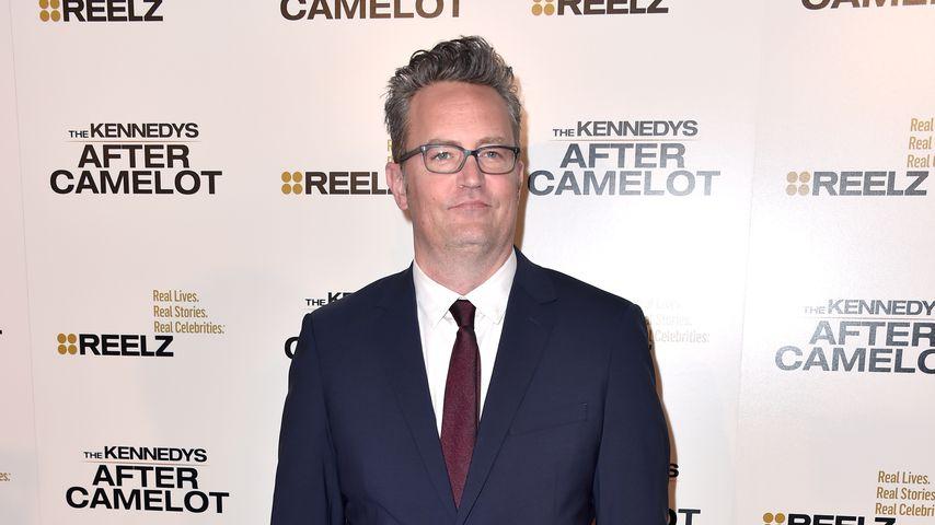Matthew Perry im März 2017