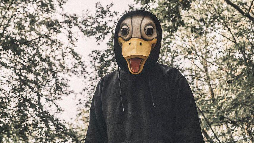 Matthias Höhn als El Pato im September 2020