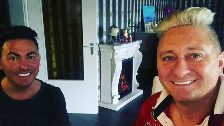 Matthias Mangiapane und Hubert Fella in Hammelburg 2019