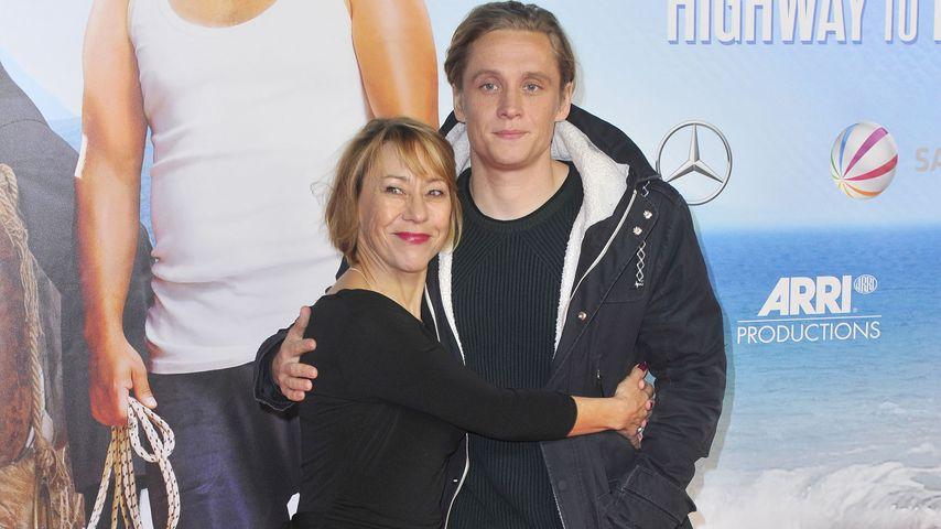 Mama Schweighöfer: So nervös war Klein-Matthias an Xmas!