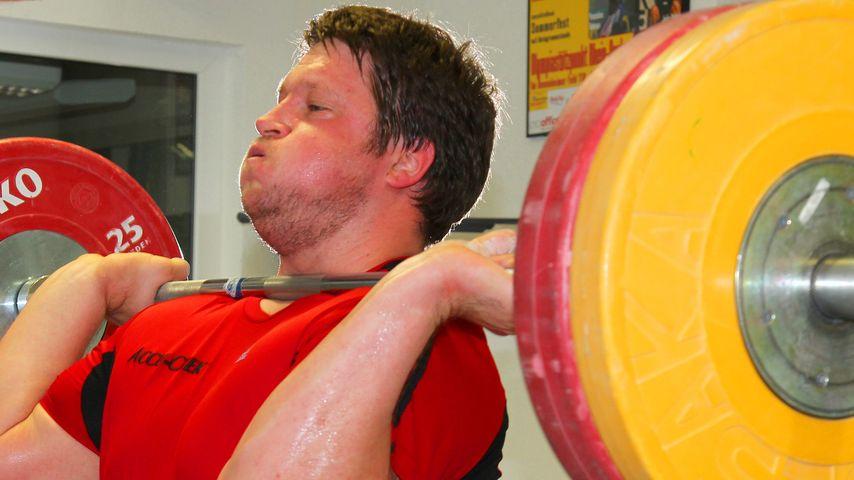 Karriere-Ende: Matthias Steiner (30) macht Schluss
