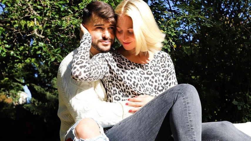 Max Boas und Kathrin Menzinger im Oktober 2020