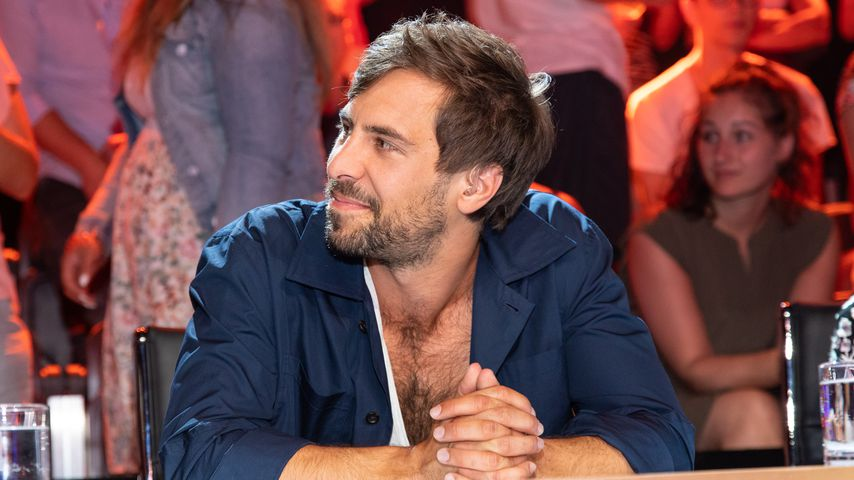 "Max Giesinger bei ""The Masked Singer"""