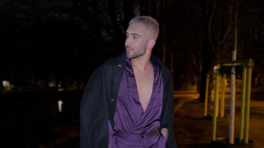 Max Hatton im Januar 2021