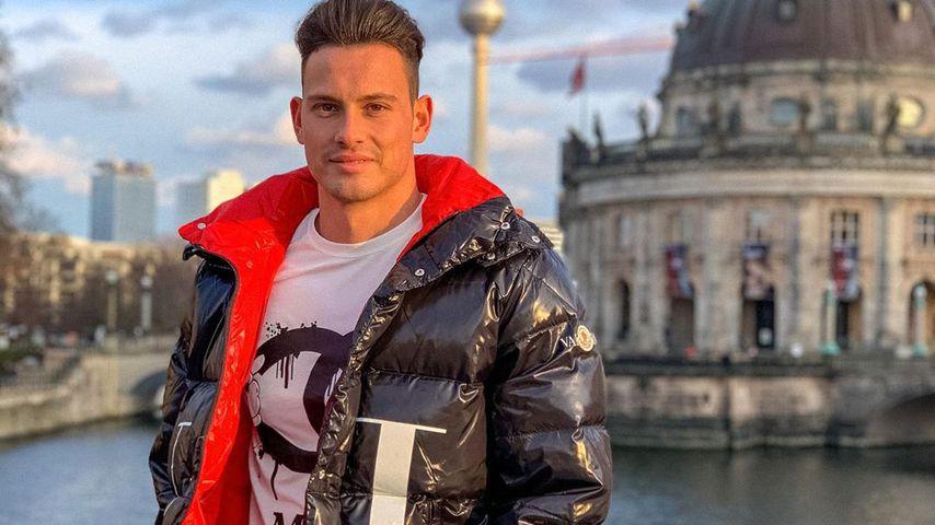 Max Schnabel 2020 in Berlin