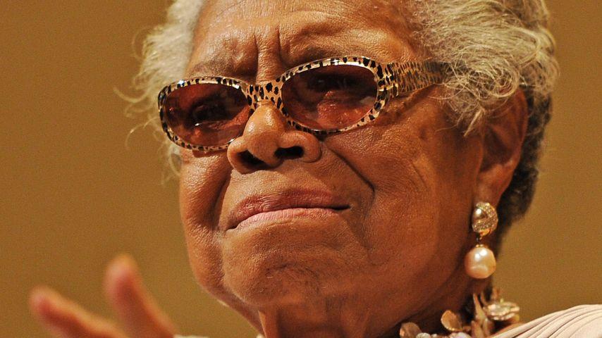 Die Promis trauern: Maya Angelou ist gestorben