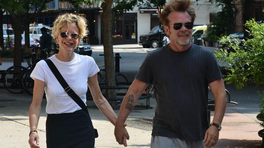 Geheime Reunion: Heiratet Meg Ryan ihren Ex John Mellencamp?