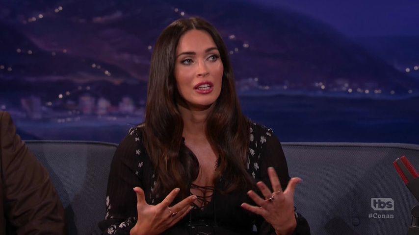 "Megan Fox bei TBS's ""Conan"""