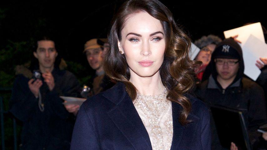 Megan Fox: Schwanger mit erstem Kind?