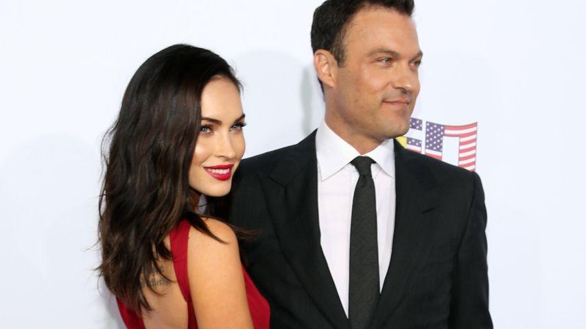Er liebt Megan Fox: Brian Austin Green will keine Scheidung