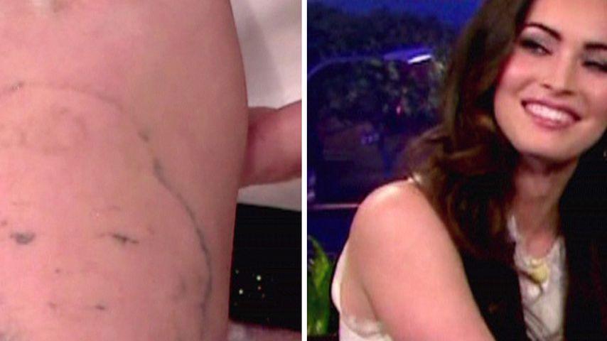 Jugendsünde Tattoo: Diese Stars ärgerten sich