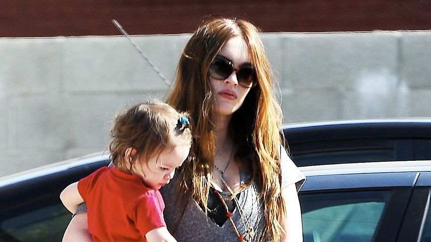 Karriere-Unlust: Megan Fox dreht nur für ihre Kids