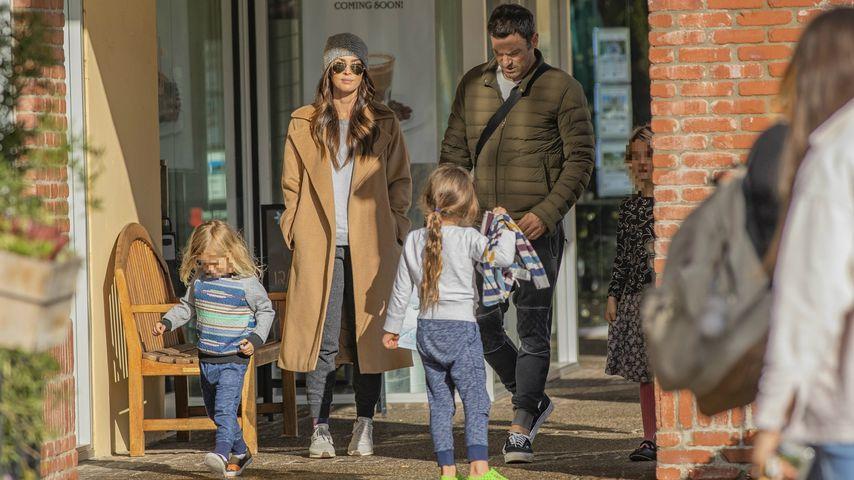 Megan Fox und ihre Familie in Los Angeles, Dezember 2019