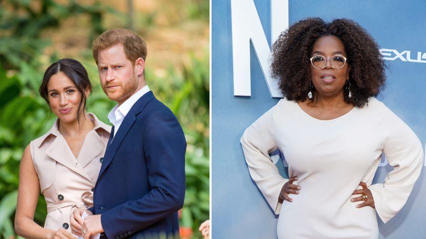 """""""Keine Tabus"""": So emotional wird das royale Oprah-Interview"""
