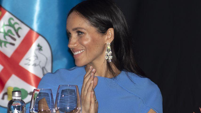 Herzogin Meghan im Oktober 2018