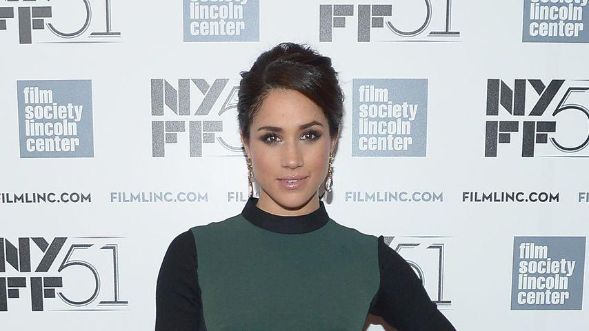 Meghan Markle beim New York Film Festival 2013