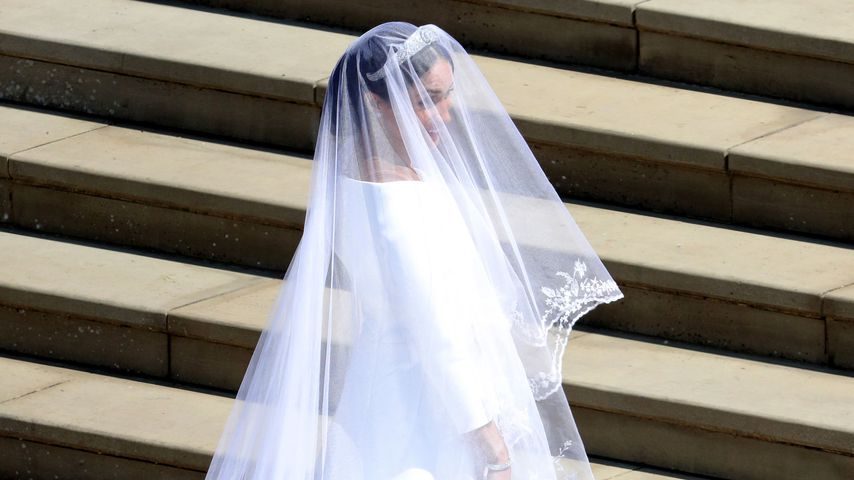 Meghan Markle vor ihrer Hochzeit mit Prinz Harry