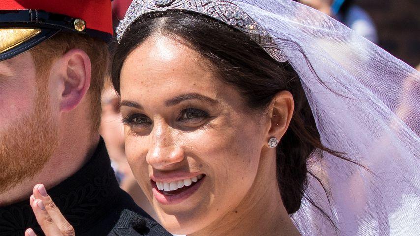 Herzogin Meghans Brautkleid: Das sagen die Royal-Fans dazu!
