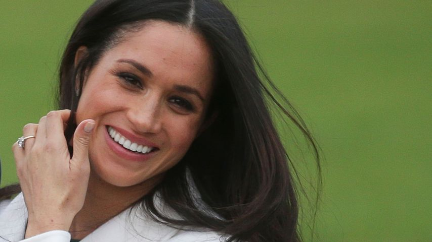 Meghan Markle im Kensington Palace in London