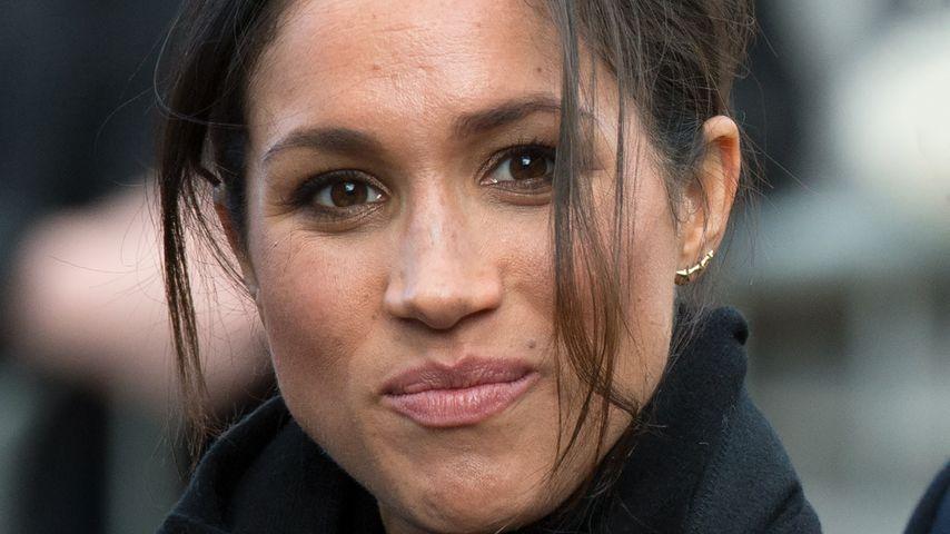 Trägt Harrys Verlobte Meghan Markle kein Weiß zur Hochzeit?