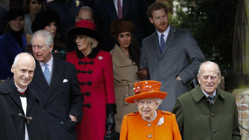 Terroranschlag: Queen Elizabeth & Prinz Charles unter Schock