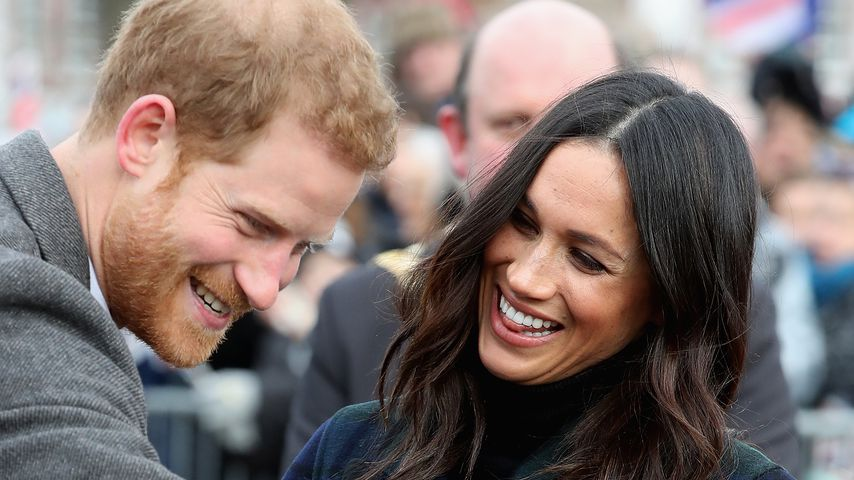 Prinz Harry und Meghan Markle, Edinburgh