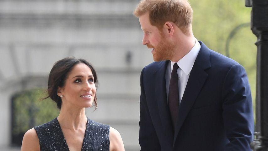 Tränenflut! Alle weinten bei Meghans & Harrys Hochzeitsprobe
