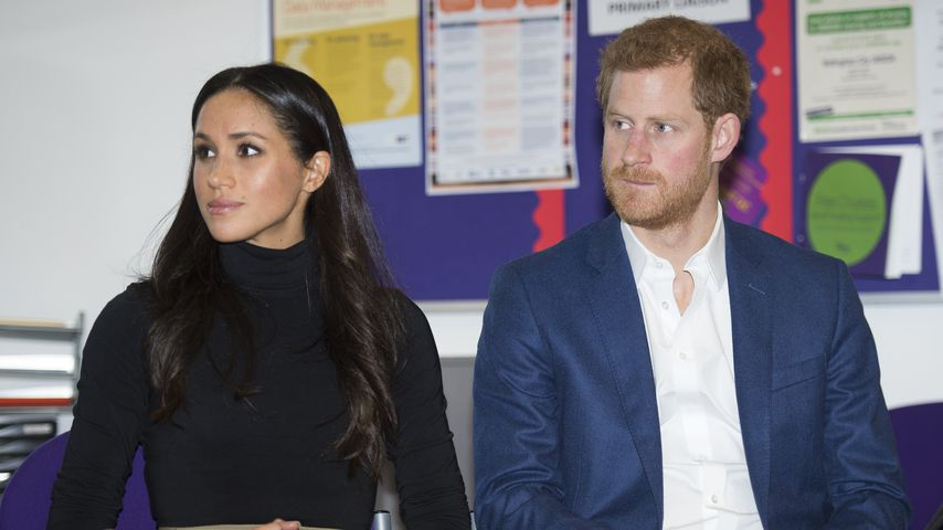 Harry & Meghan: DAS würde bei einer Scheidung passieren!