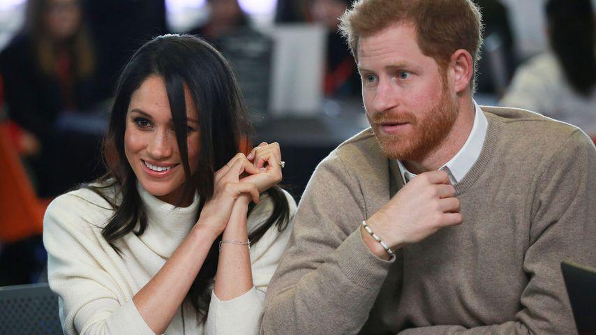Meghan & Harry: Romantische Nacht zu zweit vor der Hochzeit?