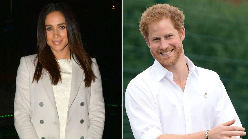 Düstere Vergangenheit: Ist Meghan die Richtige für Harry?